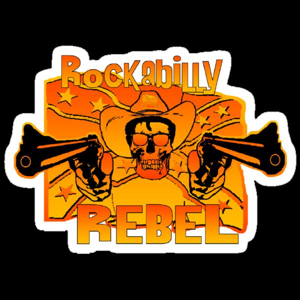 Rockabilly Rebel by calroofer