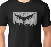 Cemetery Bat Unisex T-Shirt