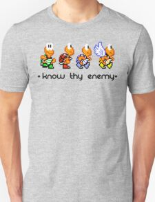 Know Thy Enemy T-Shirt