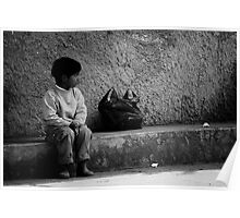 Lonely child Poster