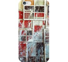 Painted Urban Windows iPhone Case/Skin