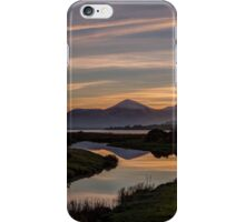 Mourne Sunset iPhone Case/Skin