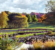 Aldeen Golf Course by Dave Nielsen
