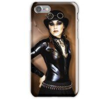 Steampunk Portrait iPhone Case/Skin
