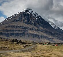 Icelandic Mountain by Darren Brown