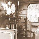 steam train by sailing