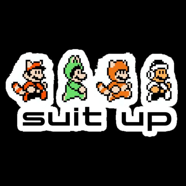 Suit Up by shikijiyu
