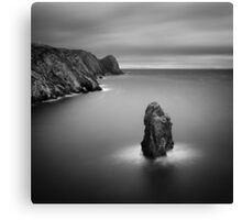 Donegal Sea Stack Canvas Print