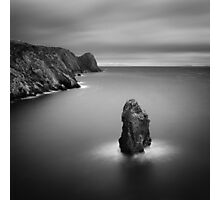 Donegal Sea Stack Photographic Print