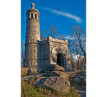 New York Infantry Memorial Photographic Print