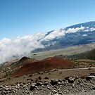 View from Mauna Kea by Ellen Cotton