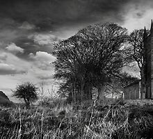Drumcliffe Church, Co Sligo, Ireland. by 2cimage