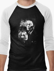 Horror Film Victims Men's Baseball ¾ T-Shirt