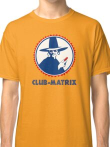 Club-Matrix Classic T-Shirt