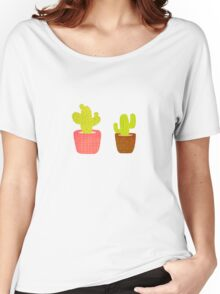 Cactus lover Women's Relaxed Fit T-Shirt