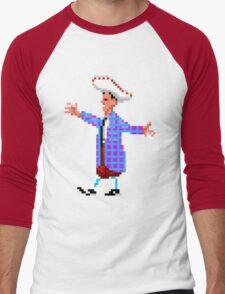 The lovely STAN (Monkey Island) Men's Baseball ¾ T-Shirt