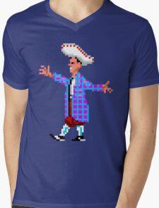The lovely STAN (Monkey Island) Mens V-Neck T-Shirt