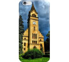 Before the downpour iPhone Case/Skin