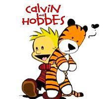 Calvin And doll hobbes by tekelronaldo
