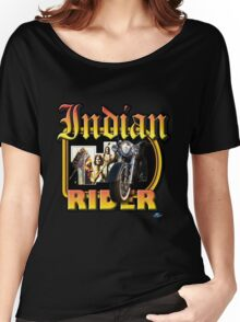 Indian Rider Women's Relaxed Fit T-Shirt