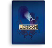 Cthulhu Britannica London Investigator's Guide Canvas Print