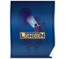 Cthulhu Britannica London Investigator's Guide Poster