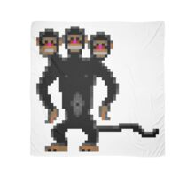 Look behind you! (Monkey Island) Scarf