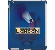 Cthulhu Britannica London Investigator's Guide iPad Case/Skin