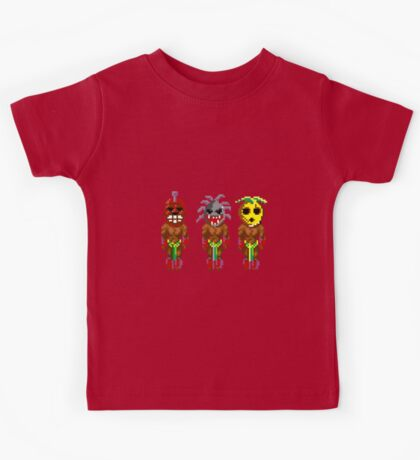 Monkey Island's Cannibals (Monkey Island) Kids Tee