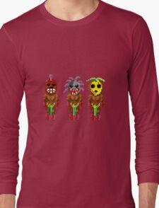 Monkey Island's Cannibals (Monkey Island) Long Sleeve T-Shirt