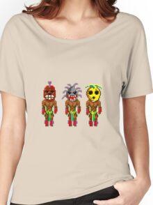 Monkey Island's Cannibals (Monkey Island) Women's Relaxed Fit T-Shirt