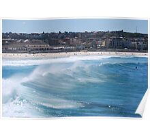 Bondi Wave Poster