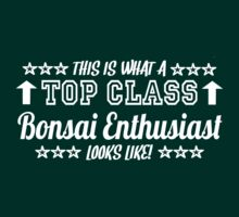 This Is What A Top Class Bonsai Enthusiast Looks Like by Chimpocalypse