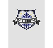 Badge Doc Photographic Print
