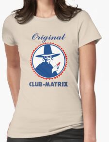 Original Club-Matrix Womens Fitted T-Shirt