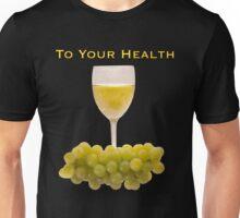 A Wine Bouquet of Chardonnay Unisex T-Shirt