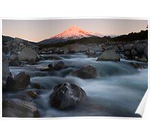 Mount Taranaki 10 Poster