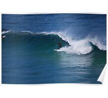 Bondi Surfer Poster