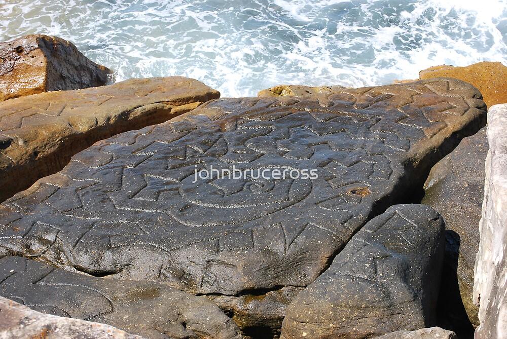 Rock patten by johnbruceross