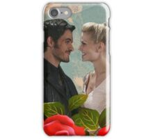 Kiss from a rose iPhone Case/Skin