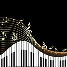Ivory Keys Piano Music by SpiceTree