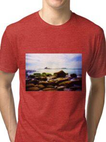 Coastline Baja Norte Tri-blend T-Shirt