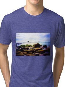 Coastline Baja Norte Tri-blend T-Shirt