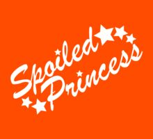 Spoiled Princess Kids Tee