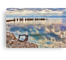 Salton Sea Canvas Print