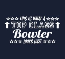 This Is What A Top Class Bowler Looks Like by Chimpocalypse