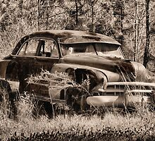 OLD CADDY by jphall