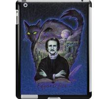 Edgar Allan Poe Gothic iPad Case/Skin
