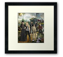 Once Upon a Time in Oz Framed Print