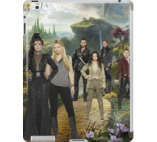 Once Upon a Time in Oz iPad Case/Skin